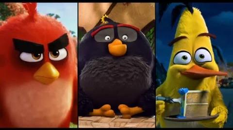 "THE ANGRY BIRDS MOVIE TV Spot - ""Video Game"""