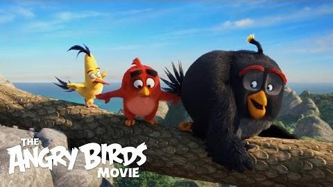 The Angry Birds Movie - Clip Mighty Eagle Noises