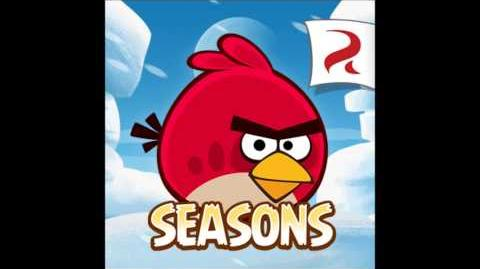 Angry Birds Seasons December 2013 - Arctic Eggspedition Theme Song