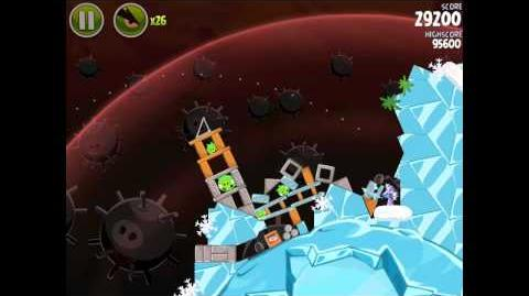 Danger Zone D-11 (Angry Birds Space)