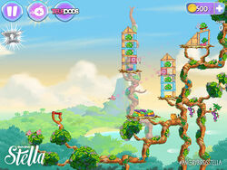 Ab-stella gameplay
