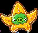 Angry Birds Fight! - Monster Pigs - Super Seastar Pig