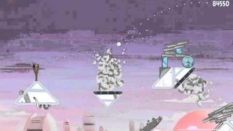 Cloud City 4-10 (Angry Birds Star Wars)/Video Walkthrough