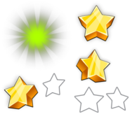 MENU RESULT STARS 1