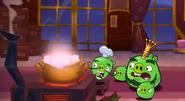 Pigs In A Banquet Cutscene 5