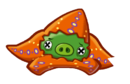 Angry Birds Fight! - Monster Pigs - Seastar Pig - Win