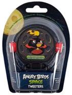 Angry Birds Gear4 Tweeters Deluxe Firebomb