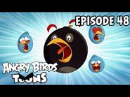 Angry Birds Toons - Shrub It In - S1 Ep48