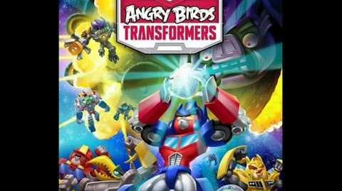 Autobirds, Roll Out! - Angry Birds Transformers Music