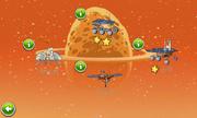 Экран с марсоходами