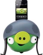 Angry Birds Gear4 Helmet Pig Speaker