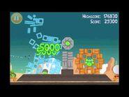 Angry Birds Golden Egg 22 Rio Walkthrough
