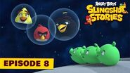 Angry Birds Slingshot Stories Ep 8 - Space invaders
