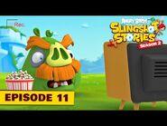 Angry Birds Slingshot Stories S2 - Piggy Pranks Ep