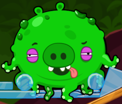 Sea Monster Pig