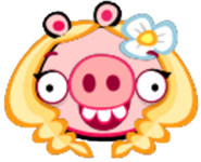 Female pig skin in Bad Piggies