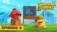 Angry Birds Slingshot Stories Ep 9 - DIY time!