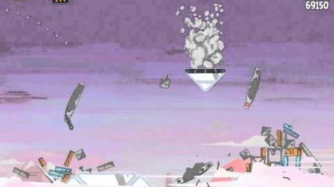 Cloud City 4-12 (Angry Birds Star Wars)/Video Walkthrough