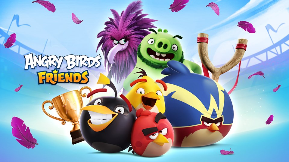 The Angry Birds Movie 2 Tournaments