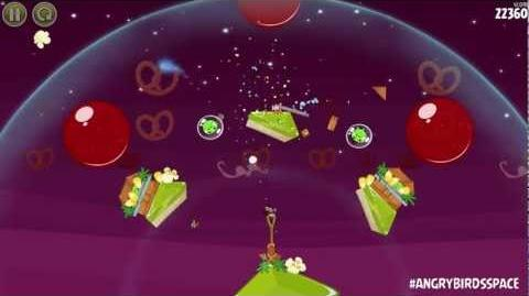 Angry Birds Space Utopia