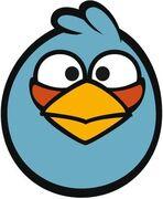 Blue Bird Front