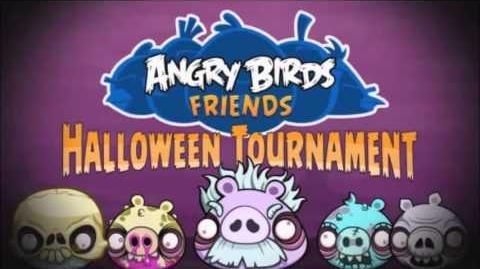 Angry Birds Friends Halloween Tournament 2013 THEME-1