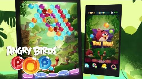 Angry Birds POP! - Bubble Shooter
