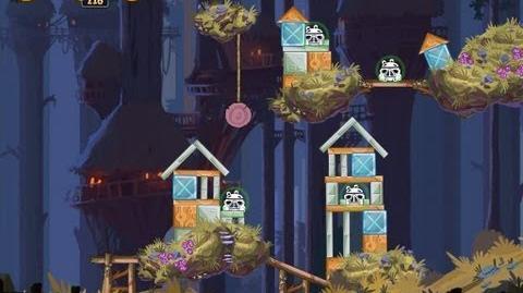 Moon of Endor 5-7 (Angry Birds Star Wars)/Video Walkthrough