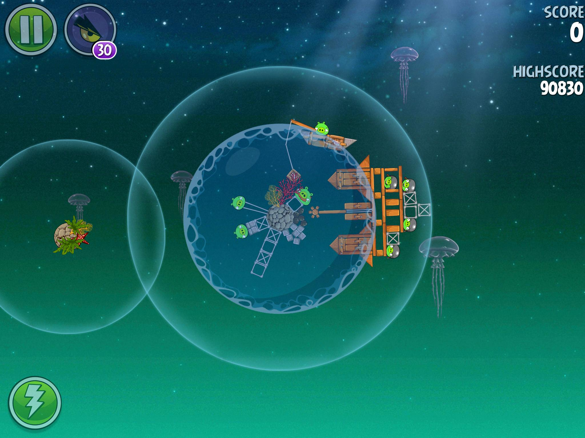 Pig Dipper 6-12 (Angry Birds Space)