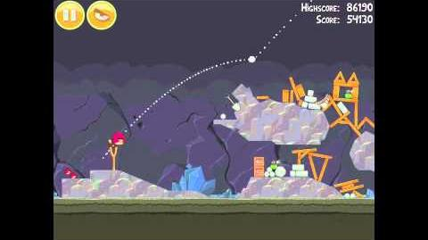 Angry_Birds_17-14_Mine_&_Dine_3_Star_Walkthrough