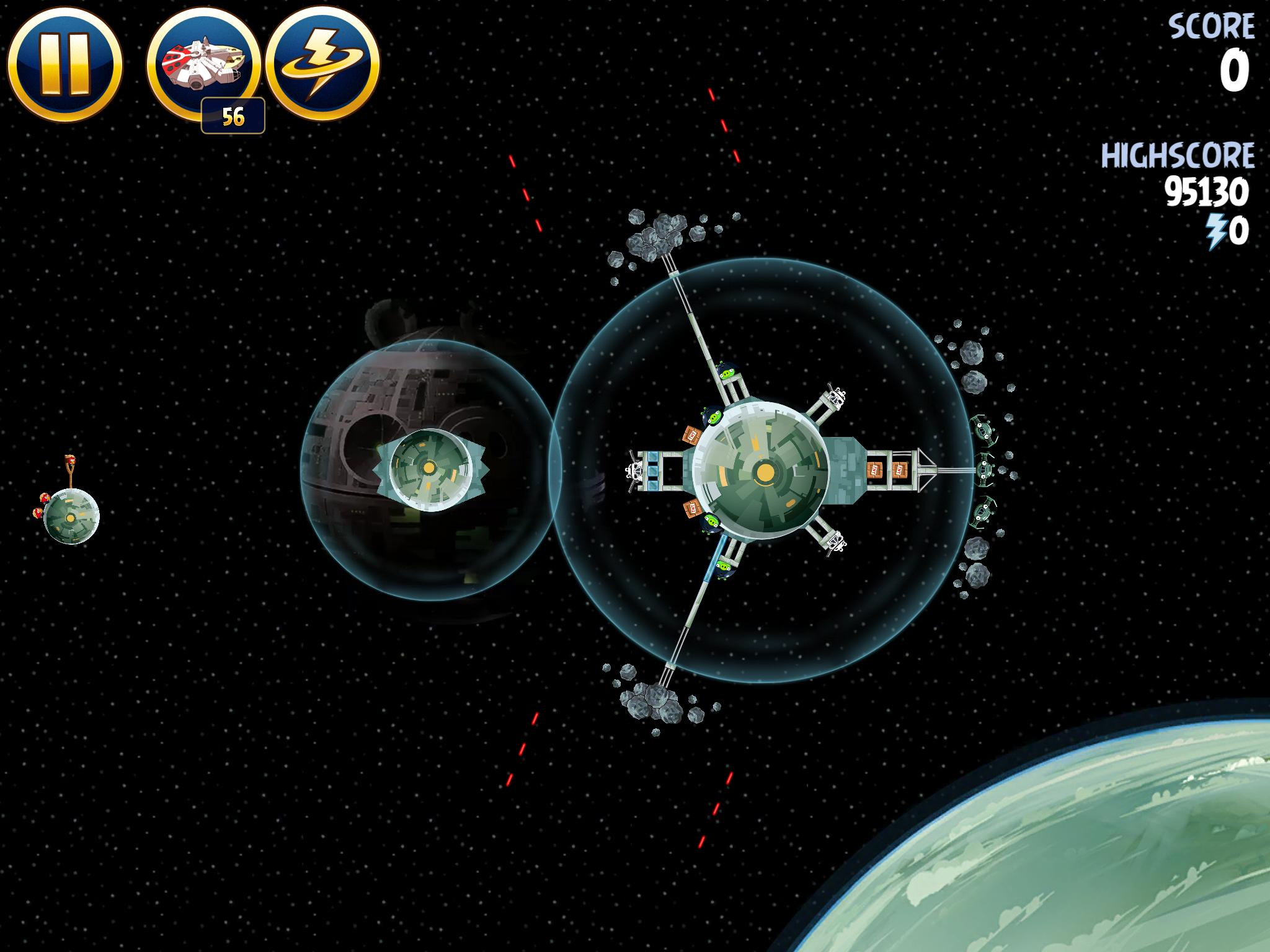 Death Star 2 6-14 (Angry Birds Star Wars)