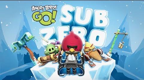 Angry Birds GO! Sub Zero Episode Trailer