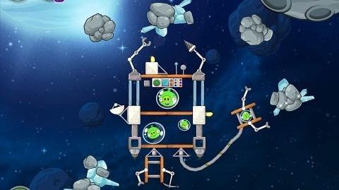 Beak Impact 8-24 (Angry Birds Space)