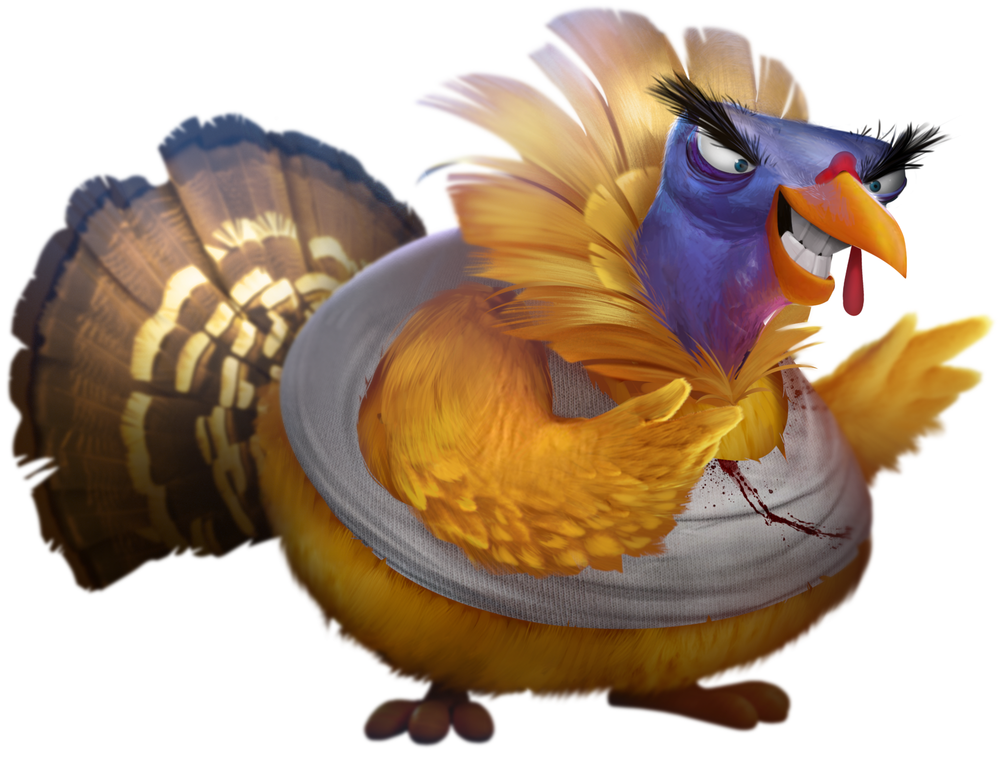 Cold Turkey | Angry Birds Wiki