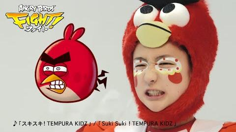 Angry Birds Fight! x Tempura Kidz – Teaser