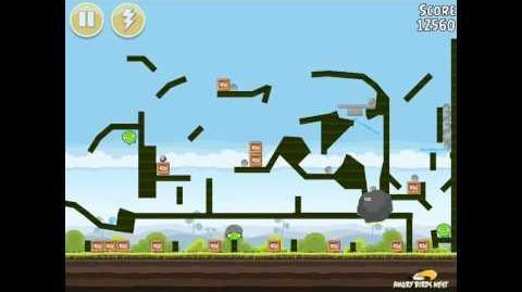 Angry Birds Golden Egg 8 Walkthrough (v3-3-0 and higher)