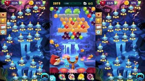 Angry Birds POP! Level 29