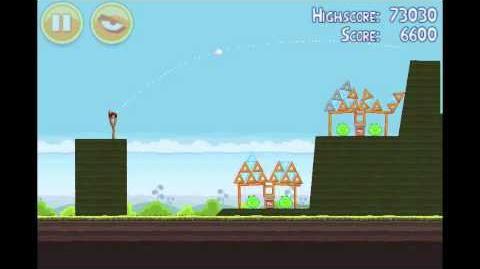 Angry Birds Golden Egg 9 Walkthrough