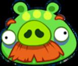 Angry Birds Ultrabook Foreman Pig