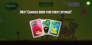 Radox Choice Cards