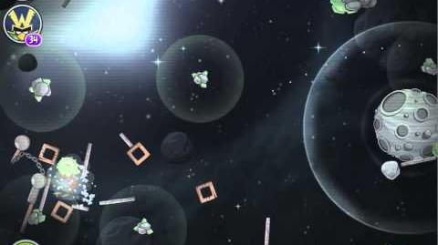 Beak Impact 8-28 (Angry Birds Space)/Mirror Worlds Version