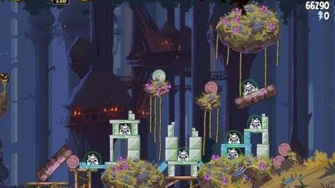 Moon of Endor 5-9 (Angry Birds Star Wars)/Video Walkthrough