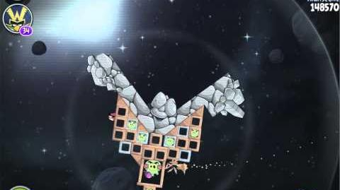Beak Impact 8-35 (Angry Birds Space)/Mirror Worlds Version
