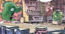King Pig Frankestein Comic.png