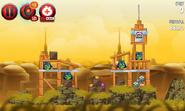 Первый уровень Rebels (за свиную сторону)