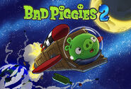 Bad Piggies 2 Pantalla de Carga