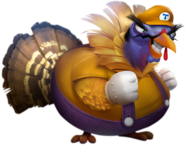 Cold Turkey No Parole Art