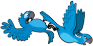 Голубчик и жемчужинка