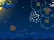Pig Bang 1-11 (Angry Birds Space)
