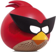 Angry Birds Gear4 Super Red Speaker